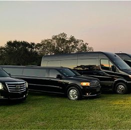 Luxury transportation vehicles
