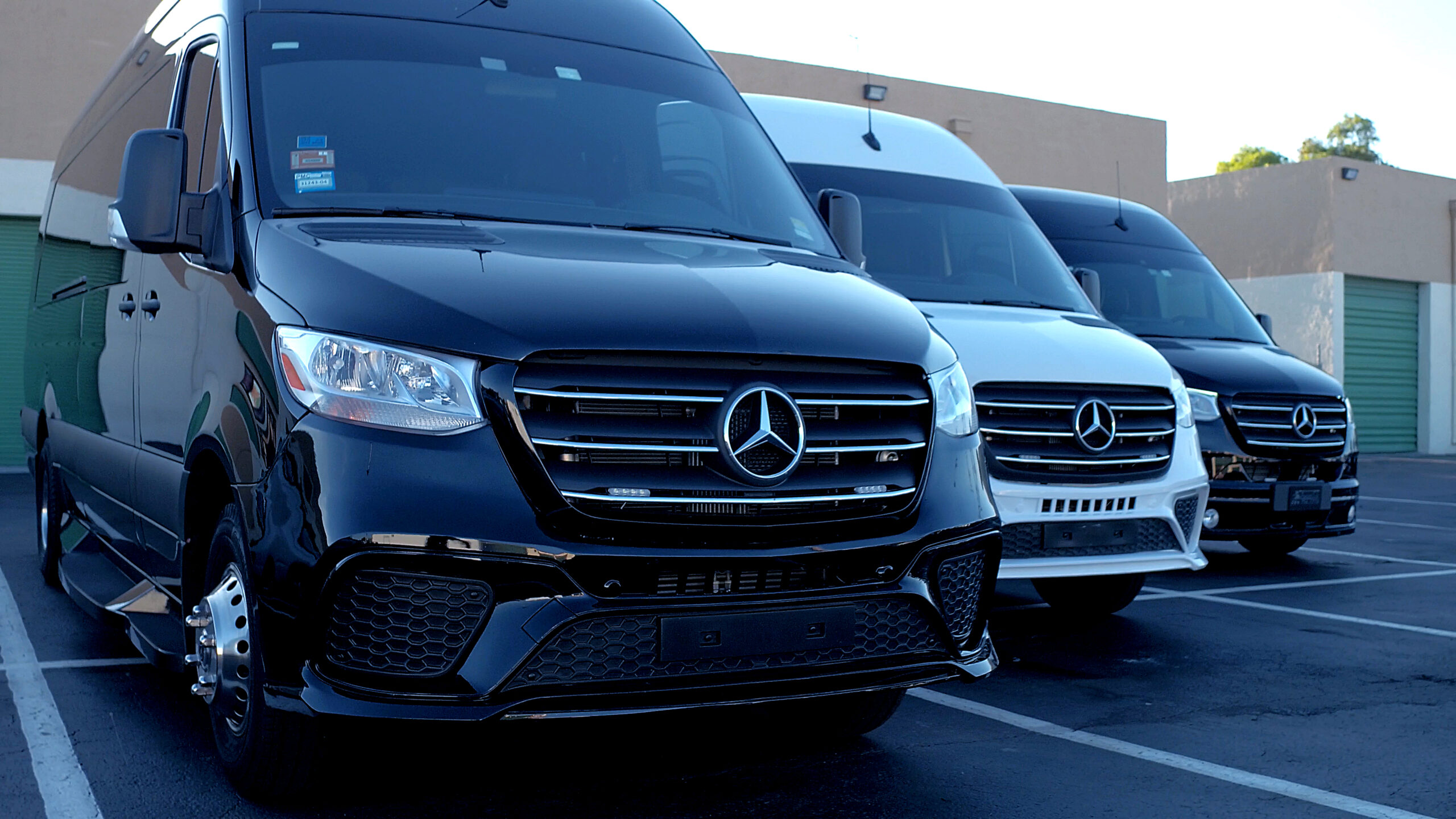 Considering the Luxury of a Mercedes Sprinter Bus