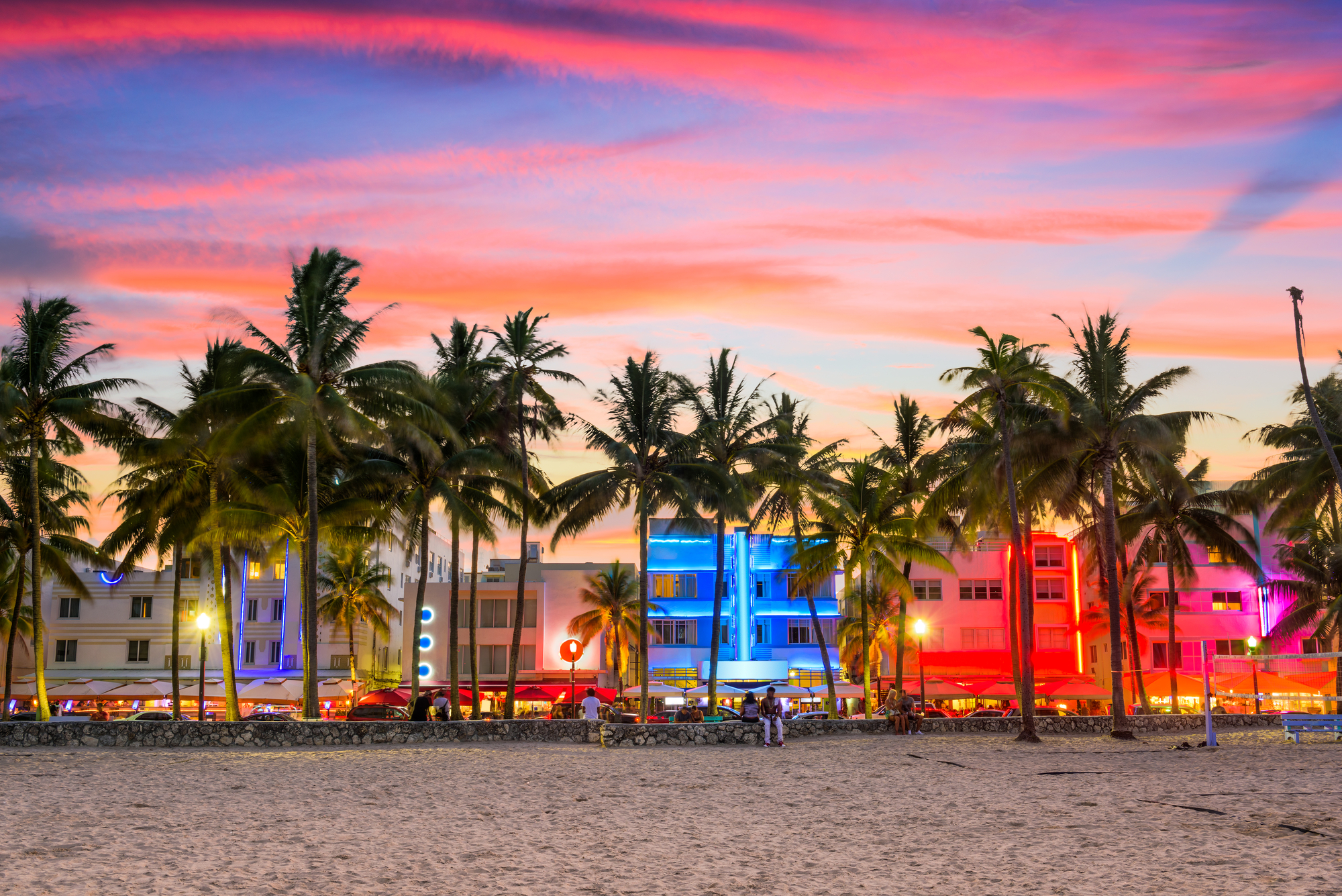 5 of the Best Miami Hot Spots to Head to This Summer