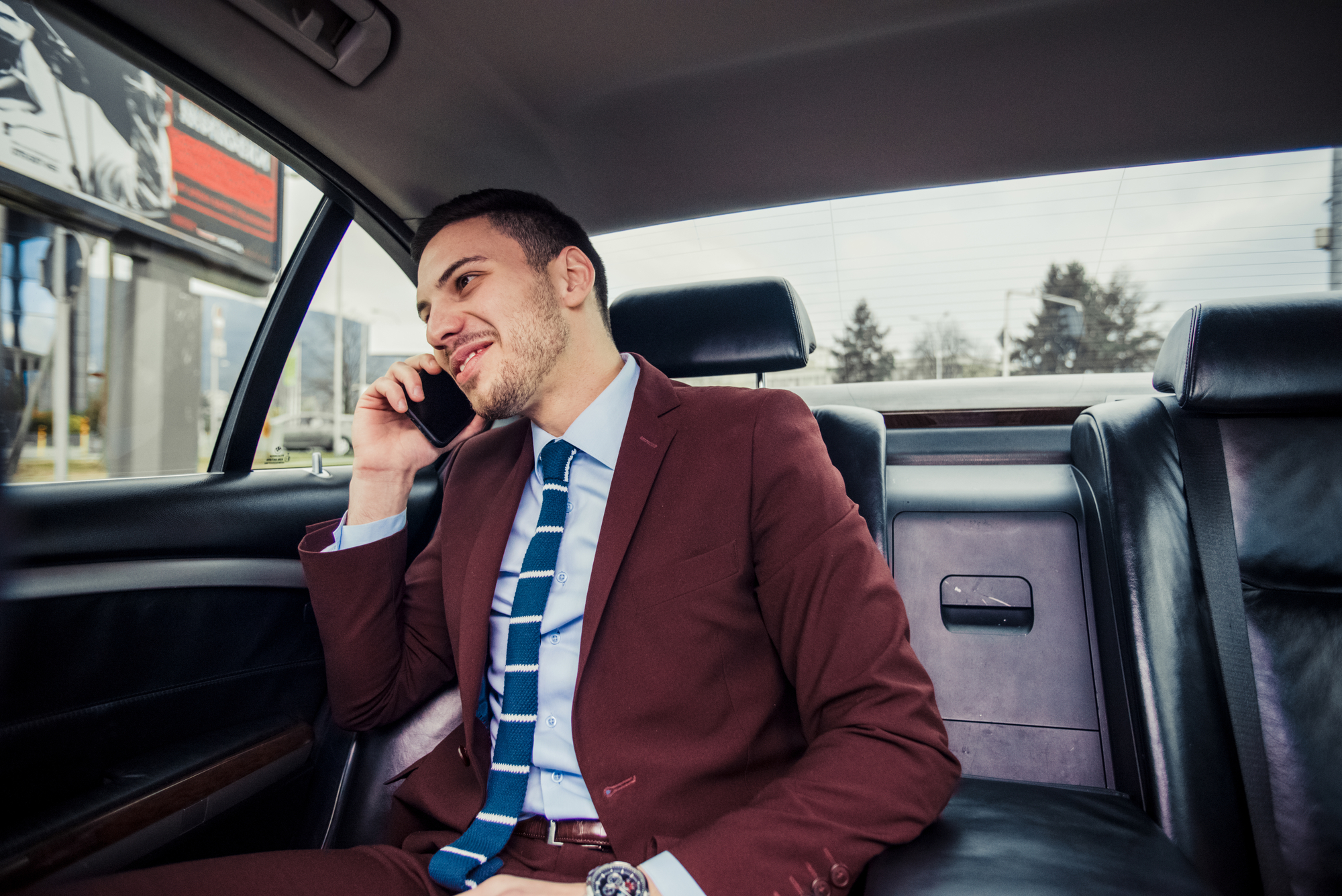 Determining the Cost of Luxury Transportation Services