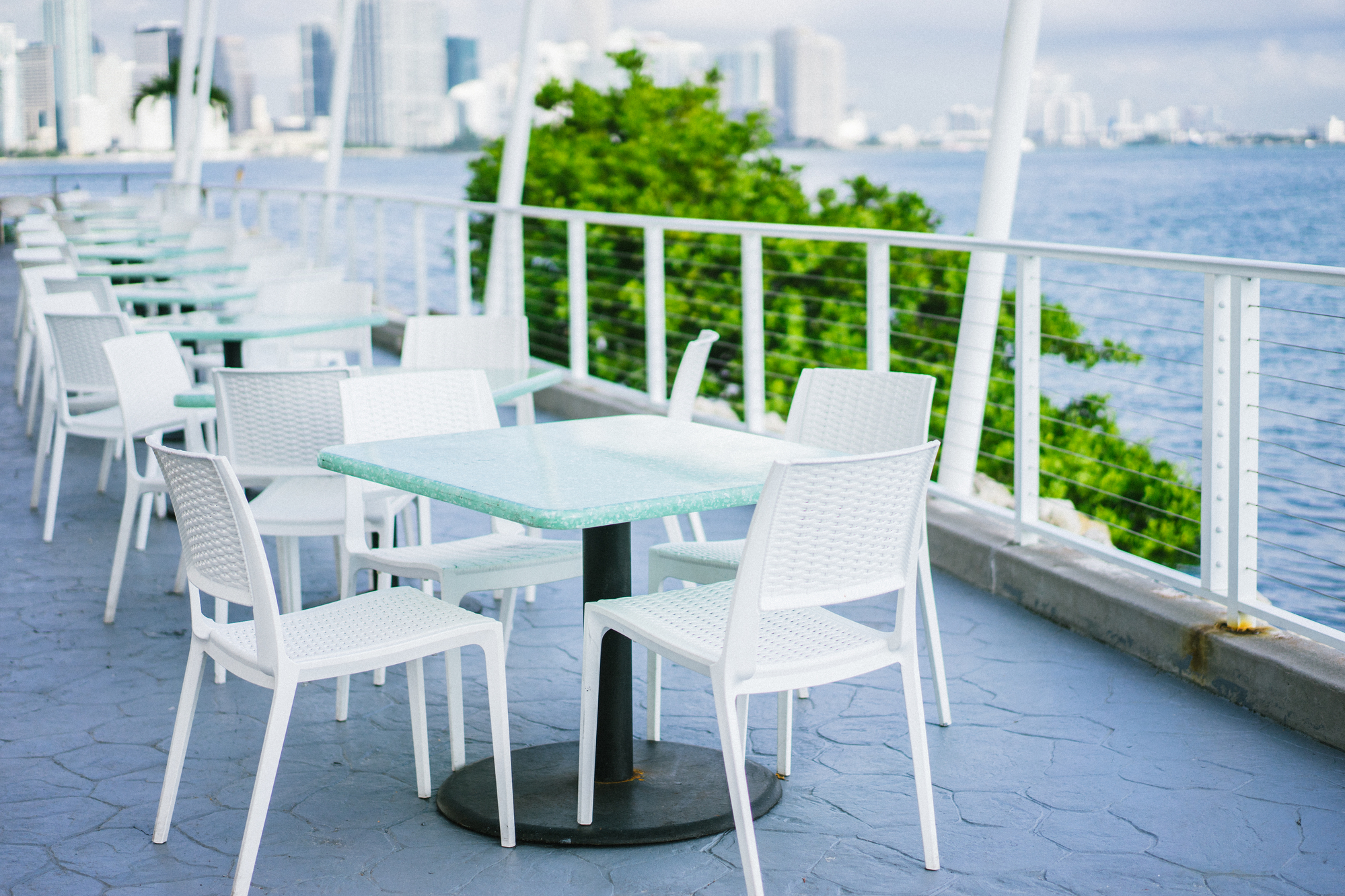 5 of the Best Restaurants with Outdoor Dining in South Florida
