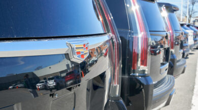 Choosing Between the Best Luxury Vehicles From Our Fleet