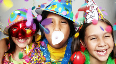 Schedule Your Dreamride Kids Party Bus Rental